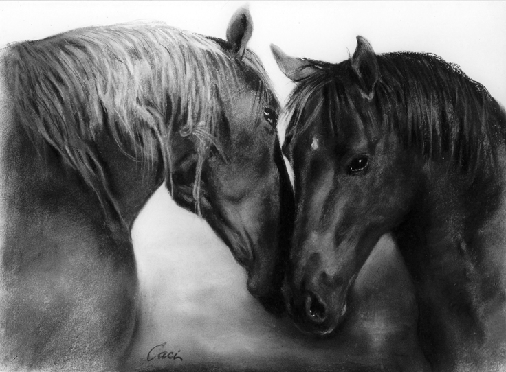 Paintings By Caci - Ch...
